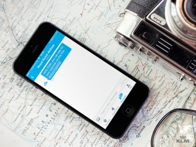 KLM Social Payment