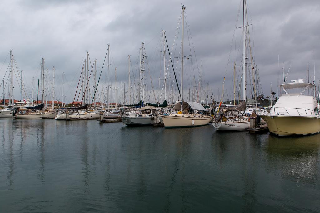 Panama: Shelter Bay Marina