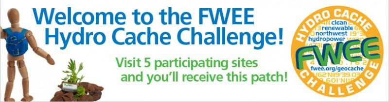 Hydro Cache Challenge