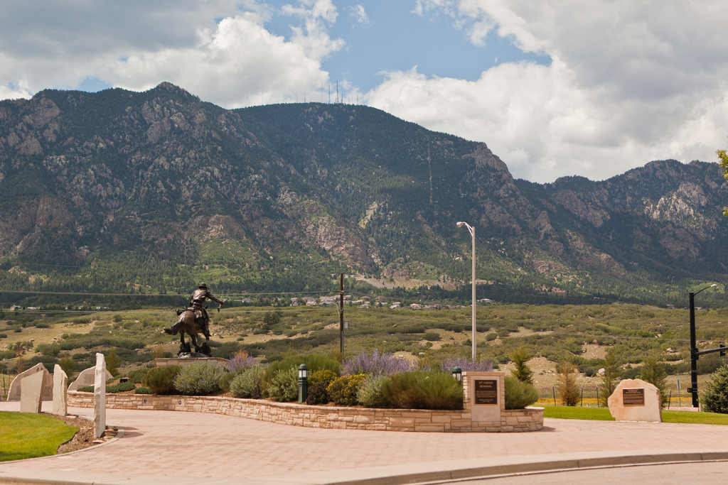 Cheyenne Mountain Complex – Home of the Stargate