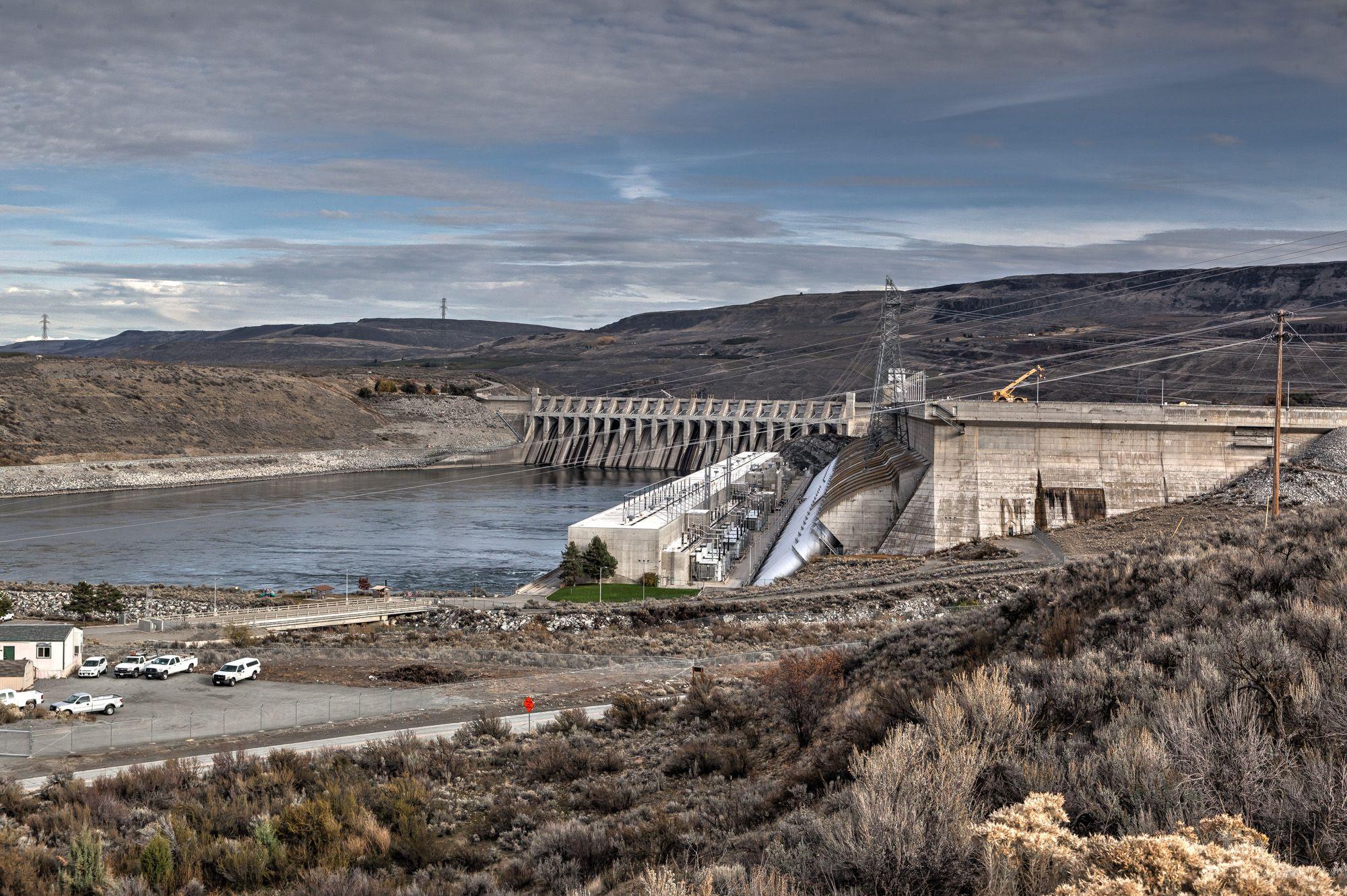 Chief Joseph Dam Challenge – GeoTrail