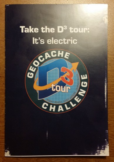 D³ Tour Passport