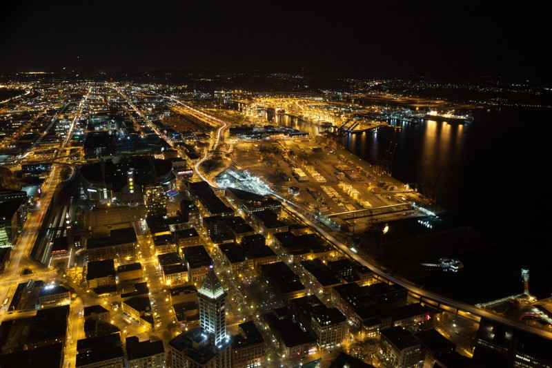 Seattle by Night-11