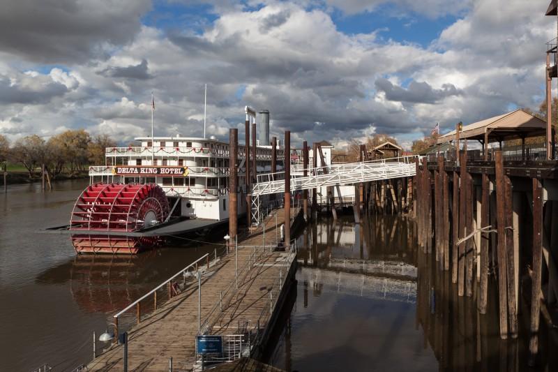 Delta King Steamboat