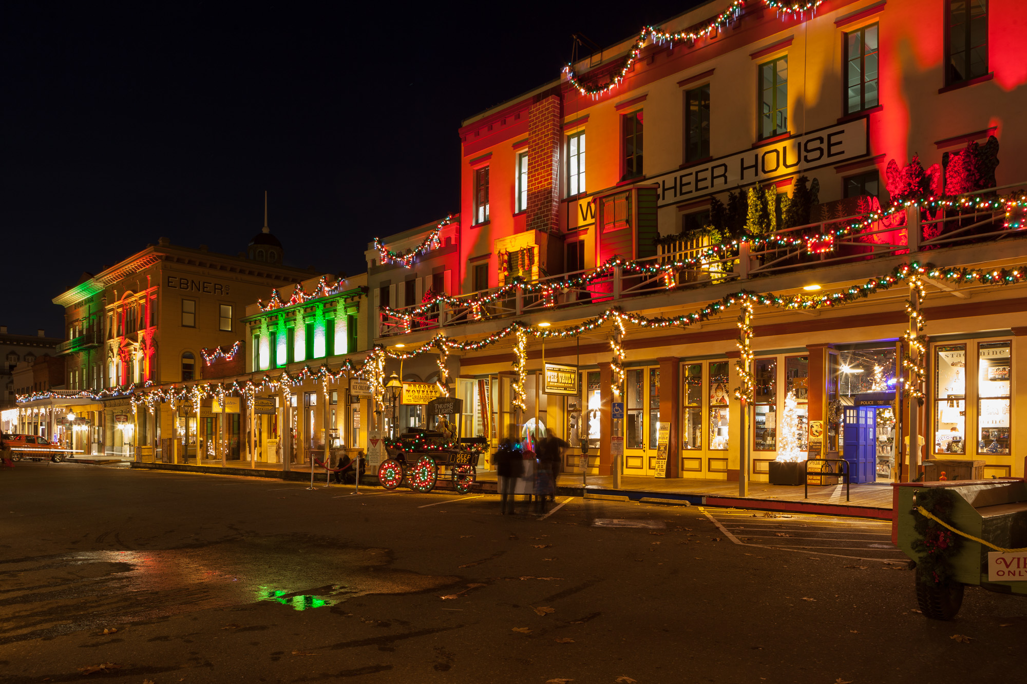 Old Sacramento - A place full of history - Gate to Adventures