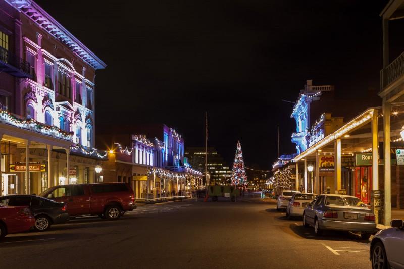 Old Sacramento K Street
