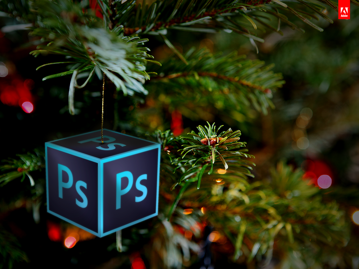 Adobe Ornaments for your christmas tree