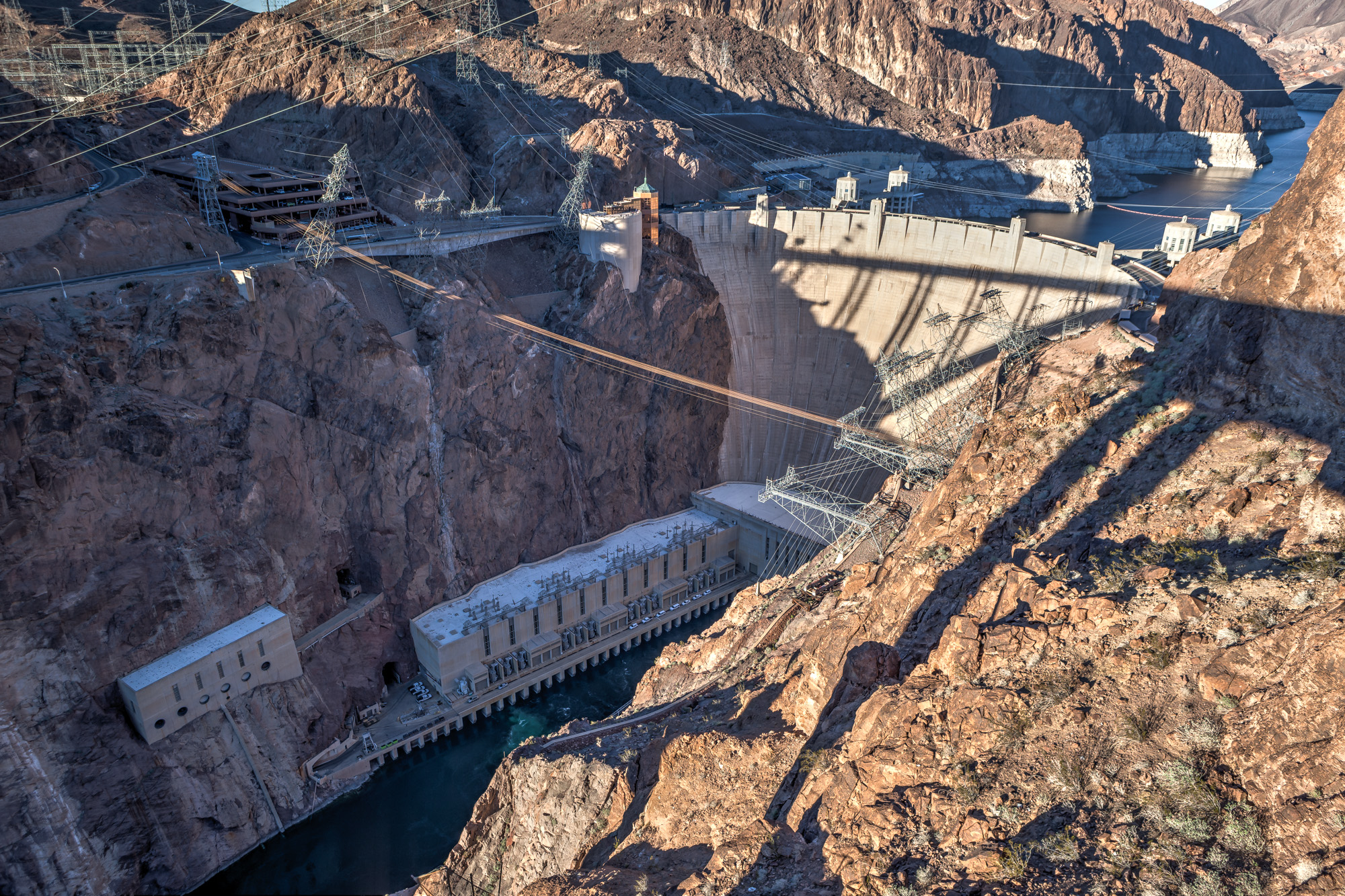 Challenge accepted: Hoover Dam