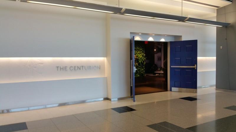 American Express Centurion Lounge 01