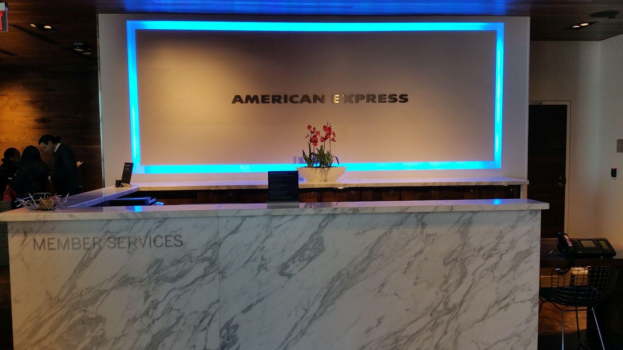 Lounge Review: American Express Centurion Lounge Las Vegas McCarran Airport