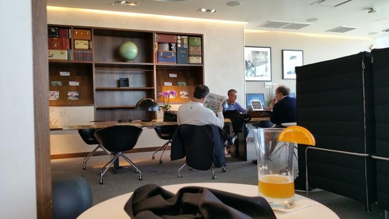 American Express Centurion Lounge 12