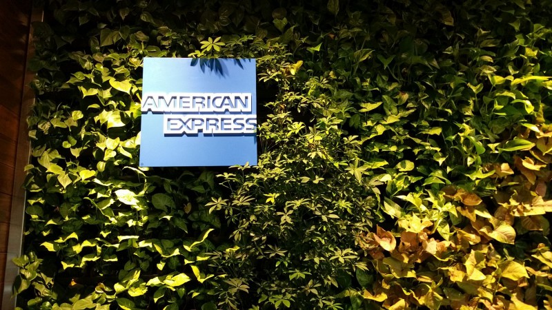 American Express Centurion Lounge 16