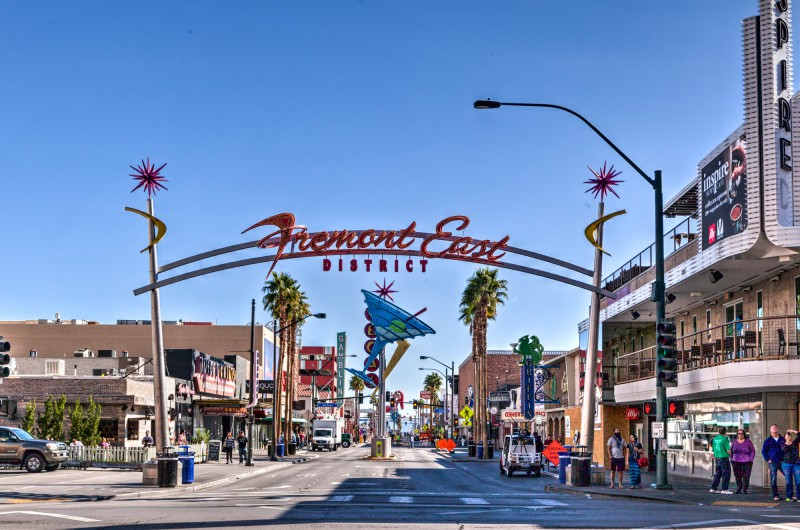 Fremont Street East District