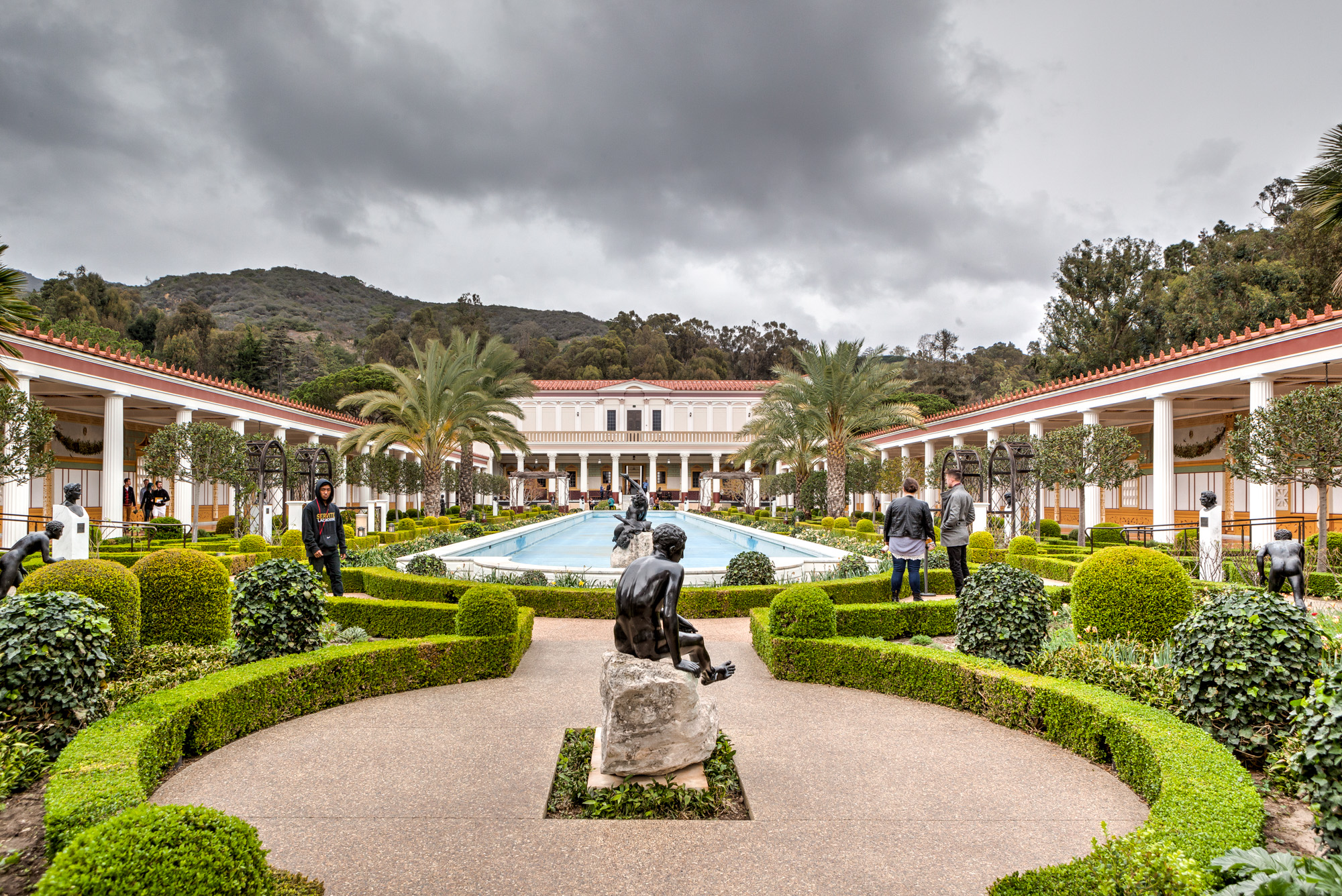 the getty villa Visit the ancient world of greece and rome admission is free an advance, timed -entry ticket is required.