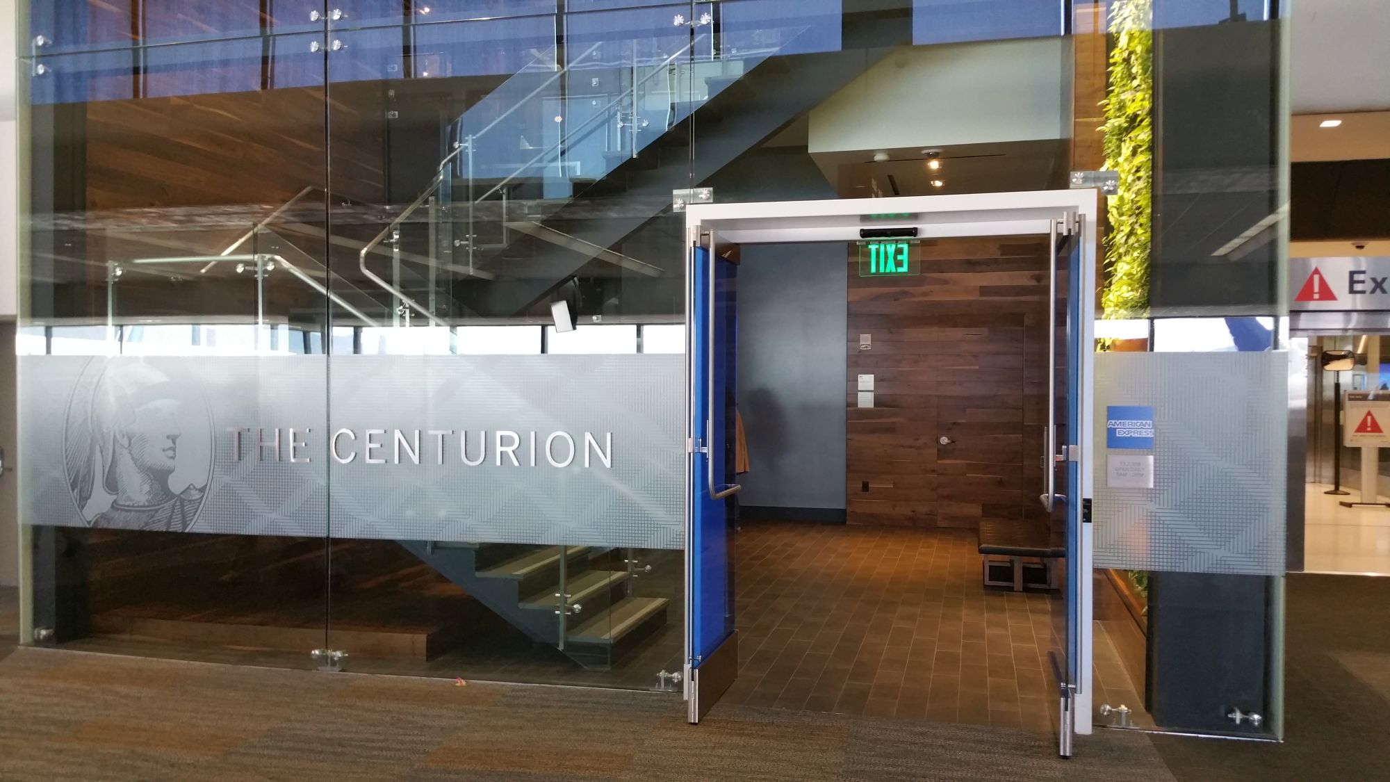 Lounge Review: American Express Centurion Lounge at San Francisco International Airport
