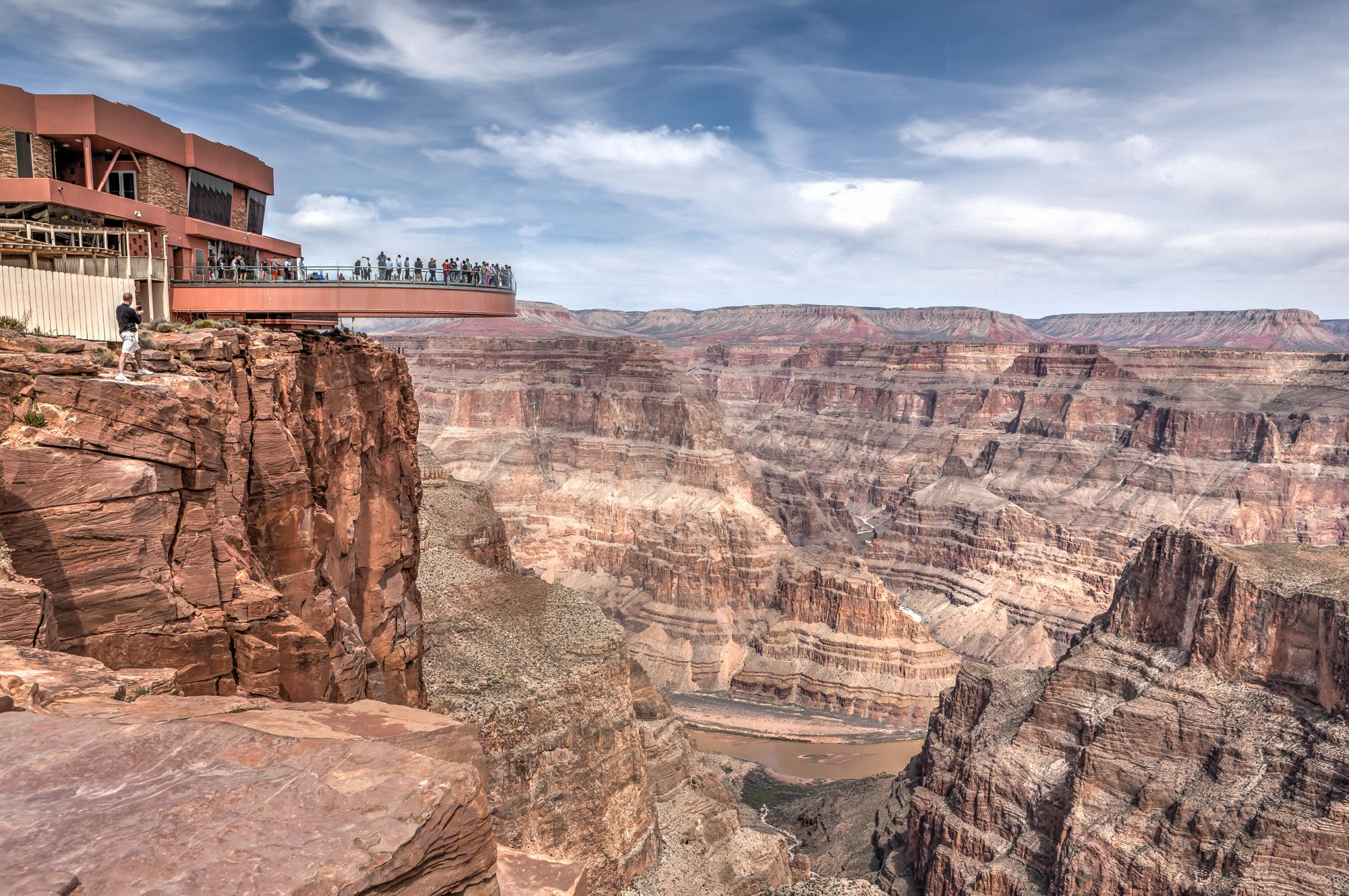 Grand Canyon West And The Famous Skywalk Gate To Adventures