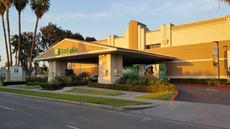 Holiday Inn Main Entrance