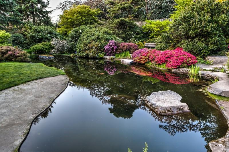 Tom Kubota Stroll Garden