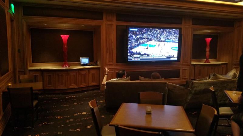 Planet Hollywood Diaomond Lounge