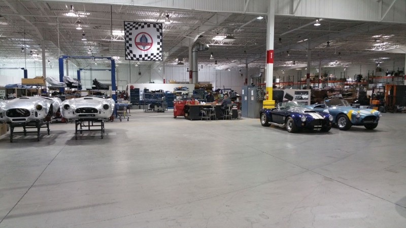Shelby American Factory