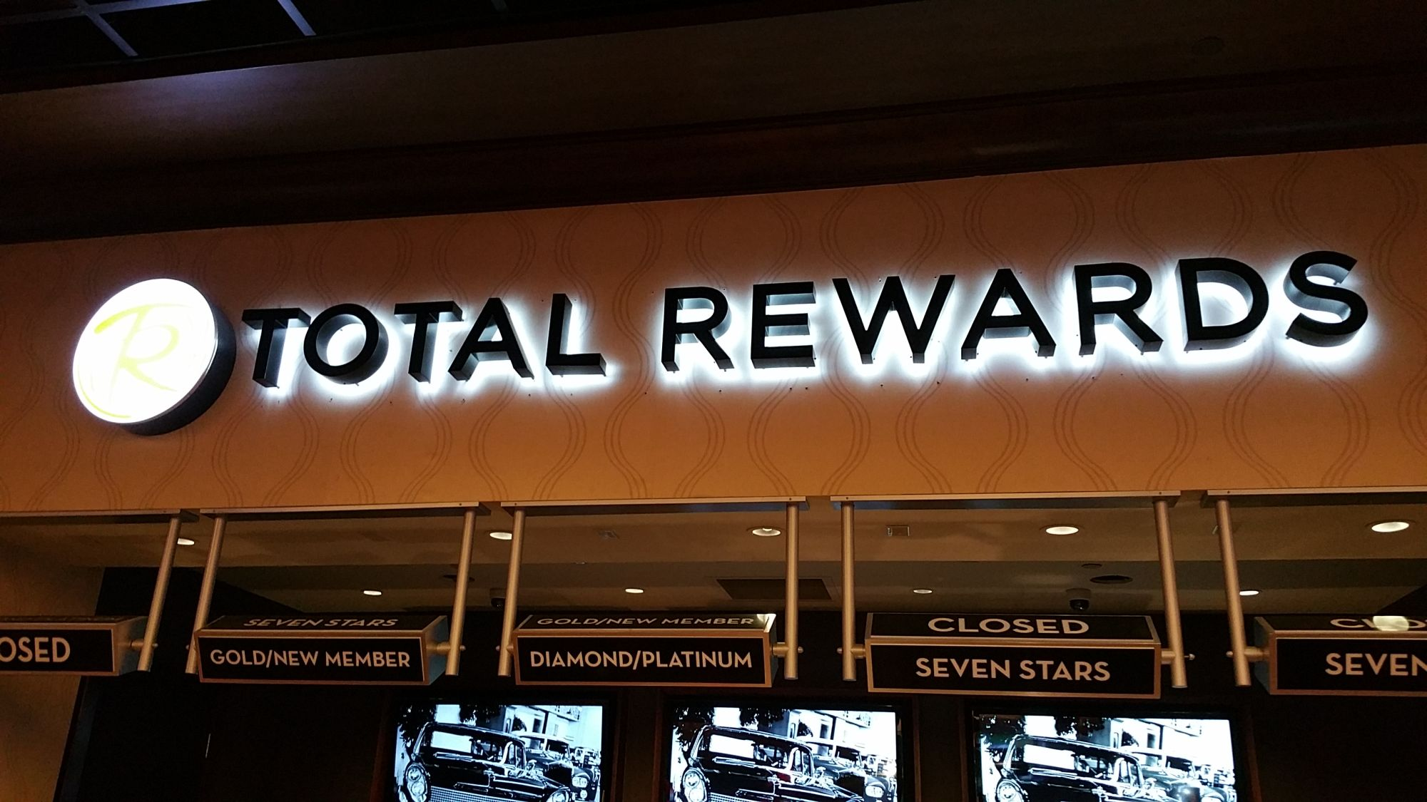 Atlantic City Total Rewards Restaurants