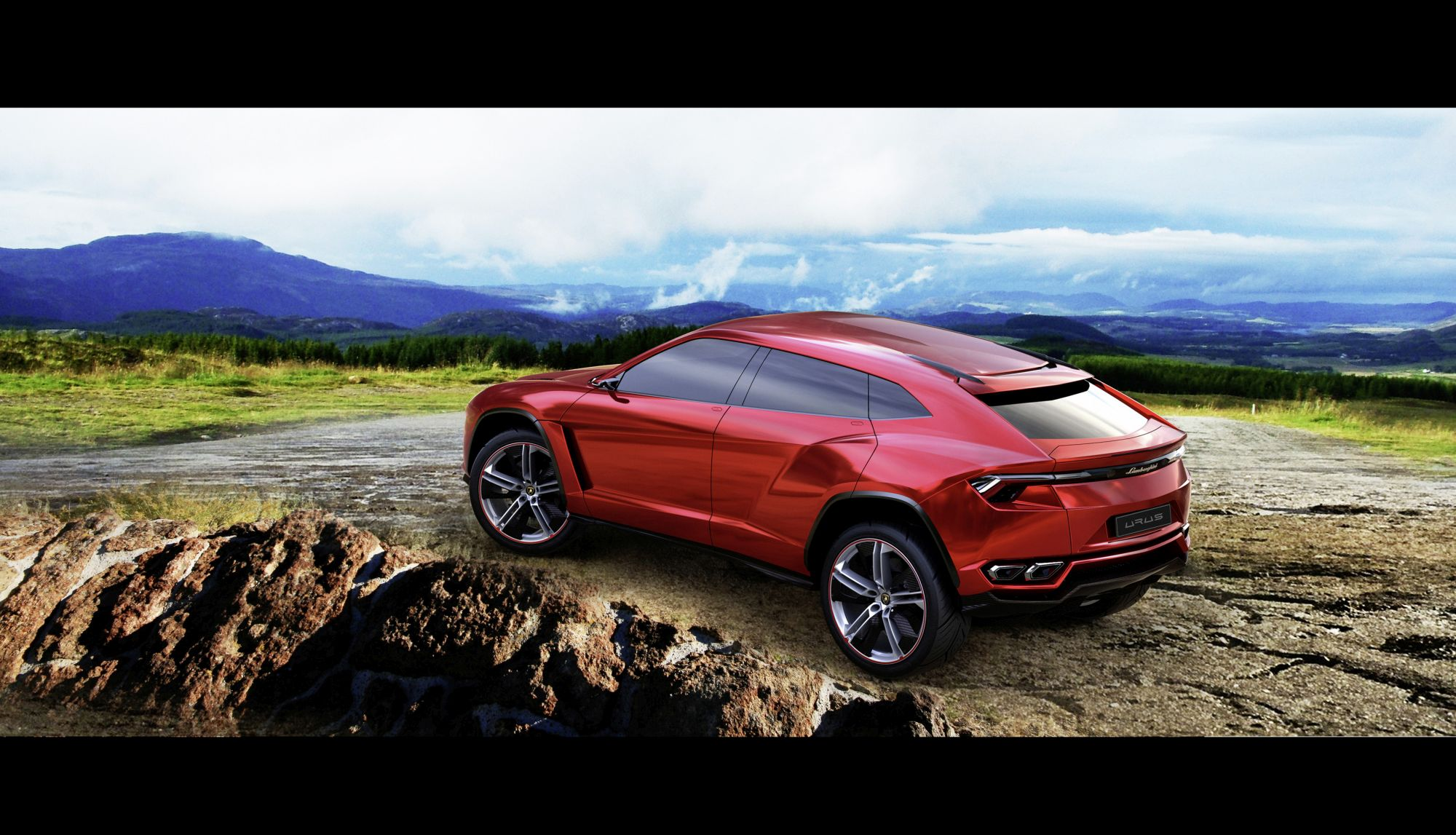 Lamborghini launches luxury SUV