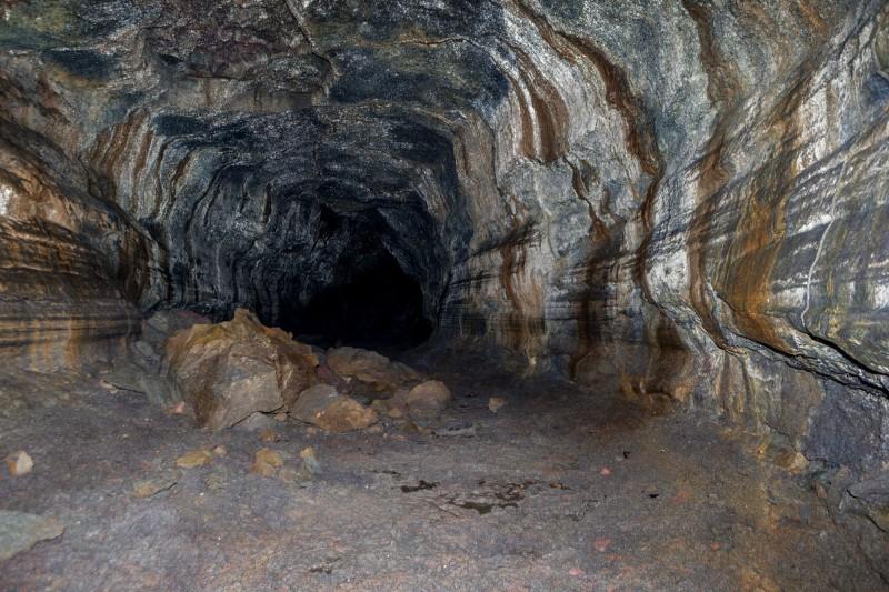 Upper Ape Cave