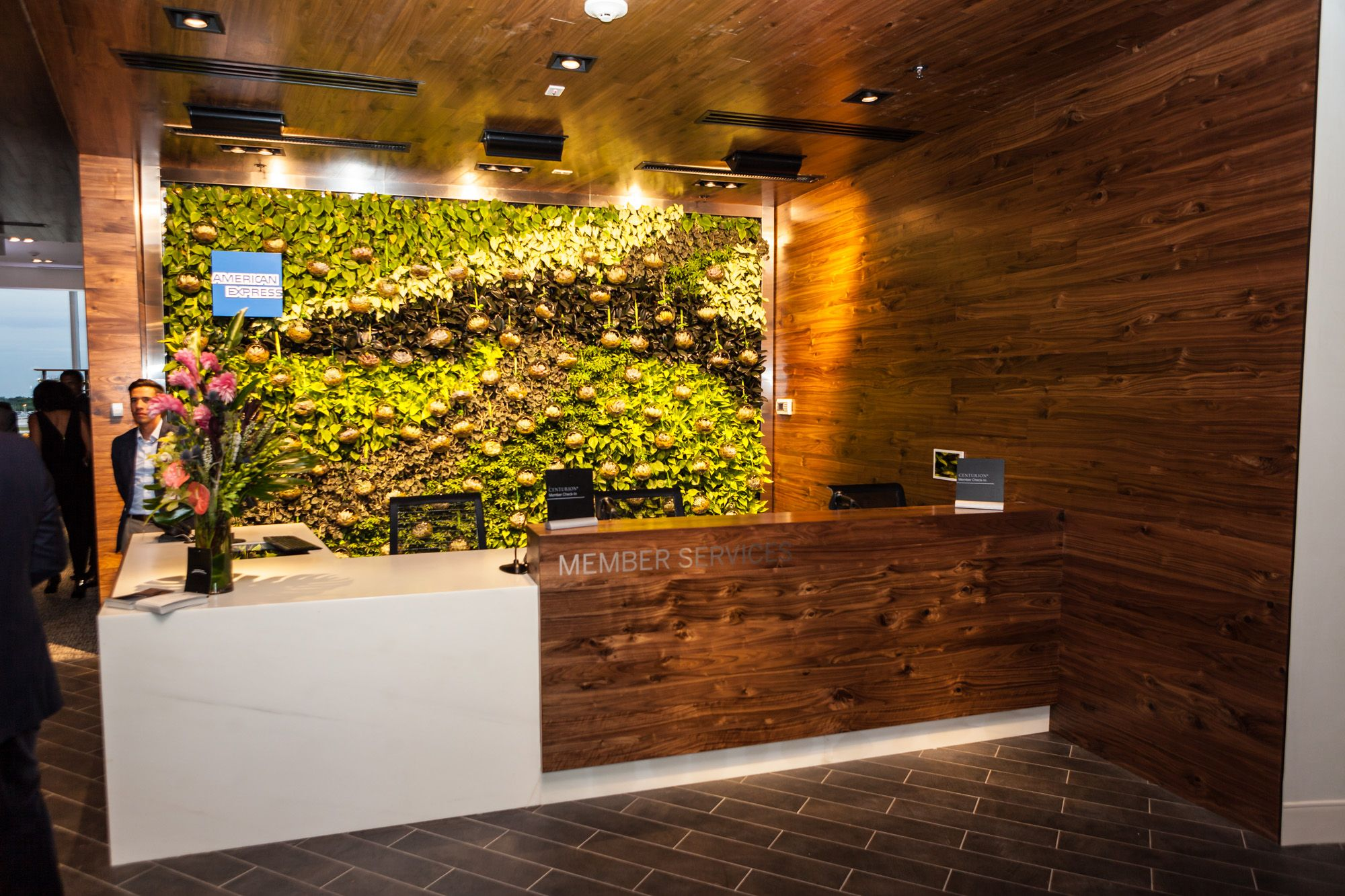 Lounge Review: American Express Centurion Lounge at Miami International Airport