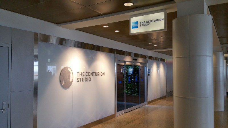 Entrance to the Centurion Studio