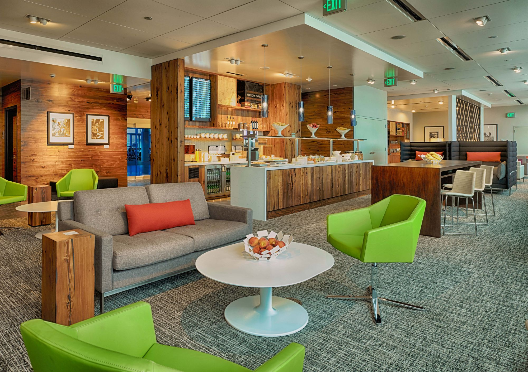 The Centurion Studio at Sea-Tac is finally here