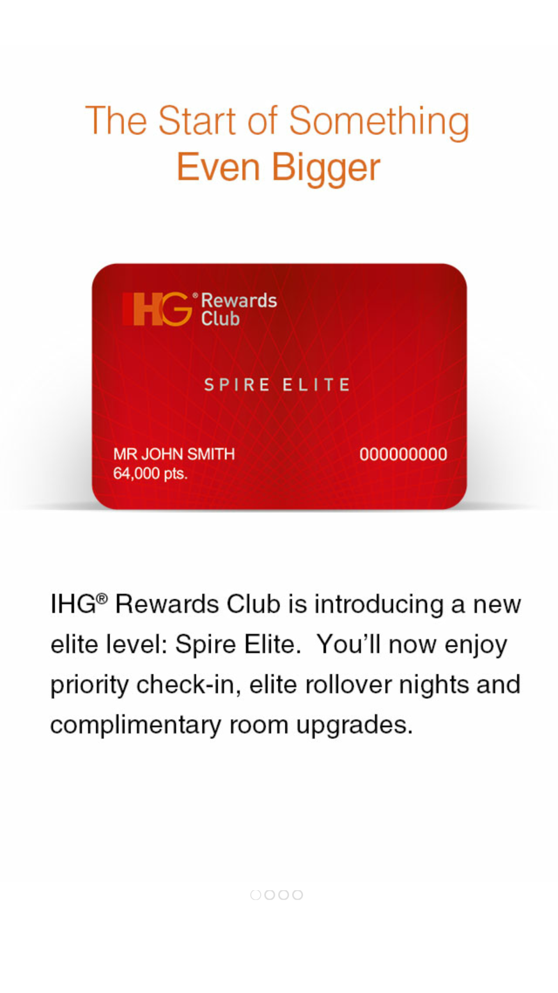 Changes are coming to IHG Rewards Club - New Elite Level