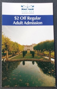 Vizcaya Coupon