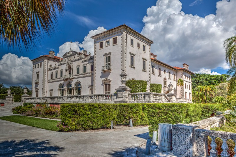 Vizcaya Main House