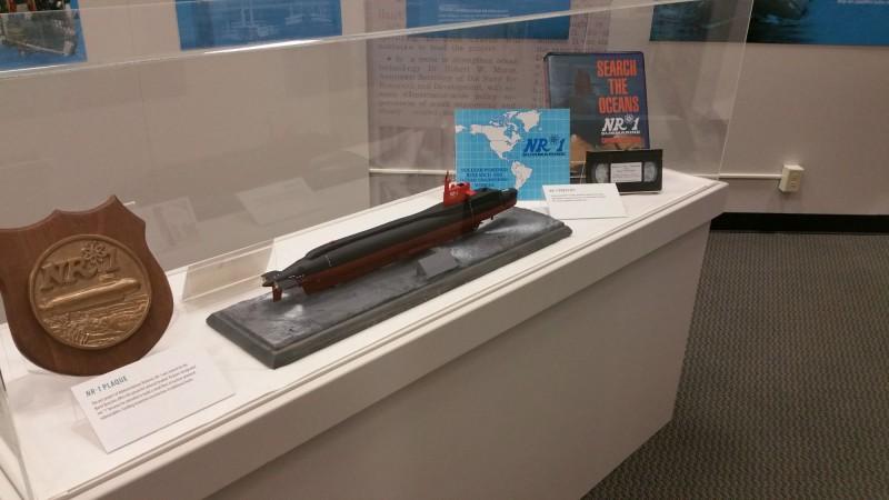 NR 1 submarine