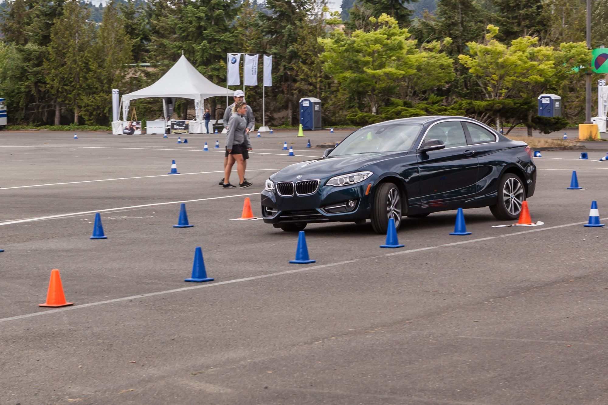 BMW Ultimate Driving Experience Tour 2017