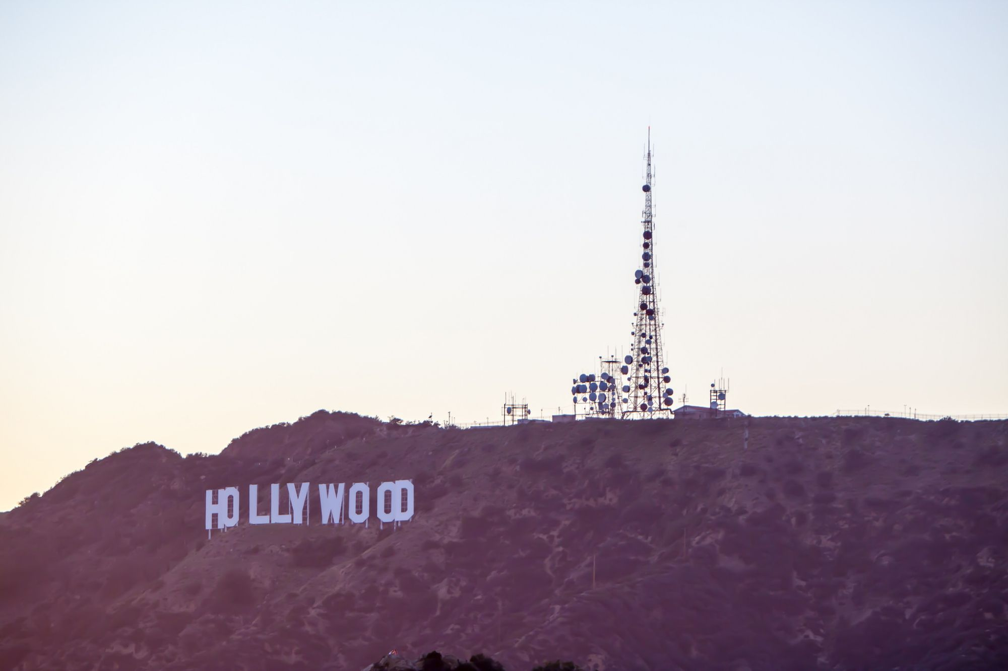The shortest Hike to the Hollywood Sign