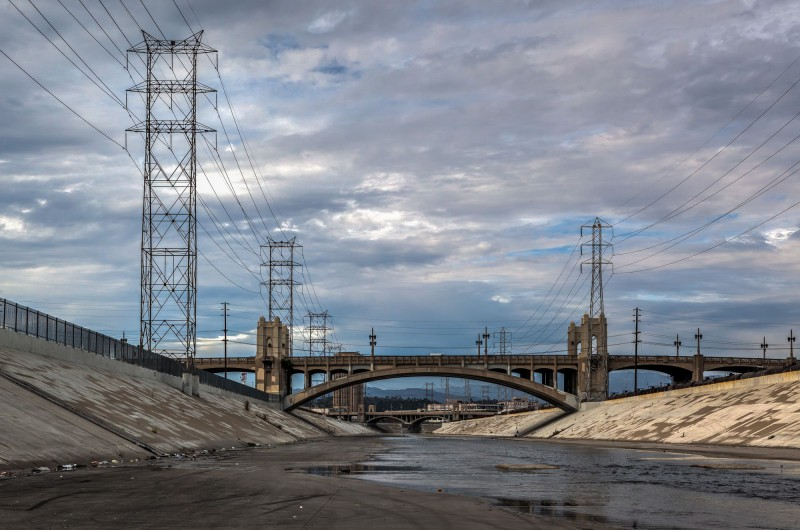 "The ""world-famous"" LA River"