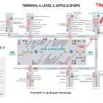 Terminal 4 Map