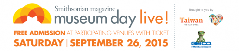 Smithonian Museum Day 2015