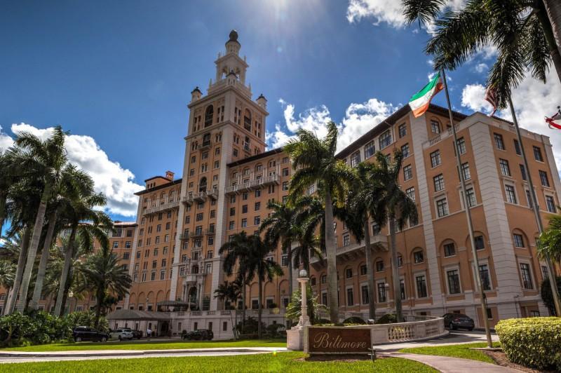 Biltmore Hotel Miami Free Tours
