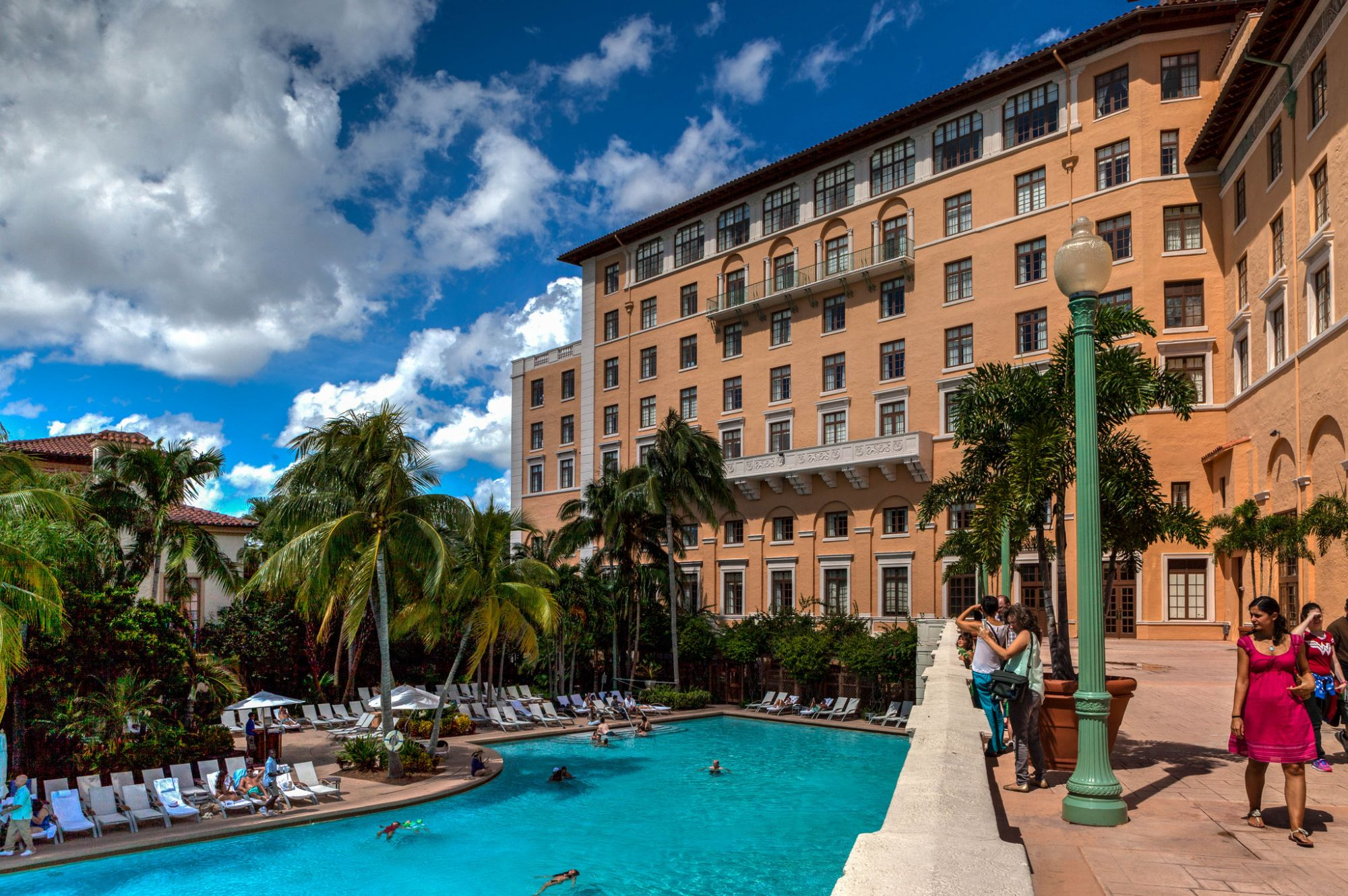 Visit The Biltmore Hotel In Coral Gables And Take A Free