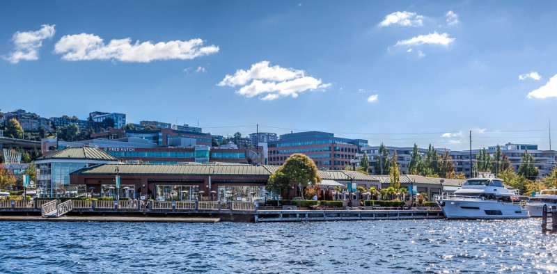Duke's Chowder House Lake Union