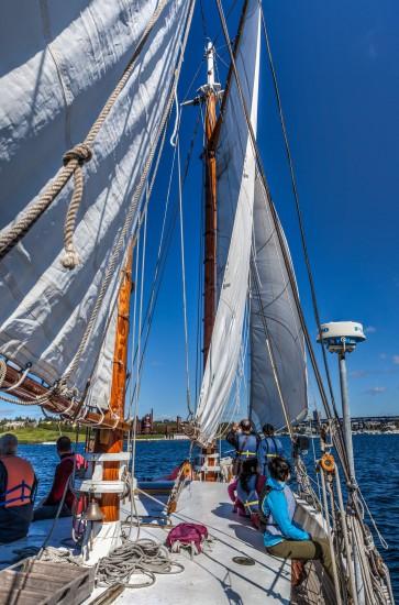 Aboard Lavengro