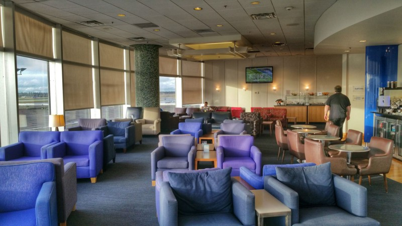BA Terraces Lounge