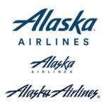 Alaska Airlines Wordmark History