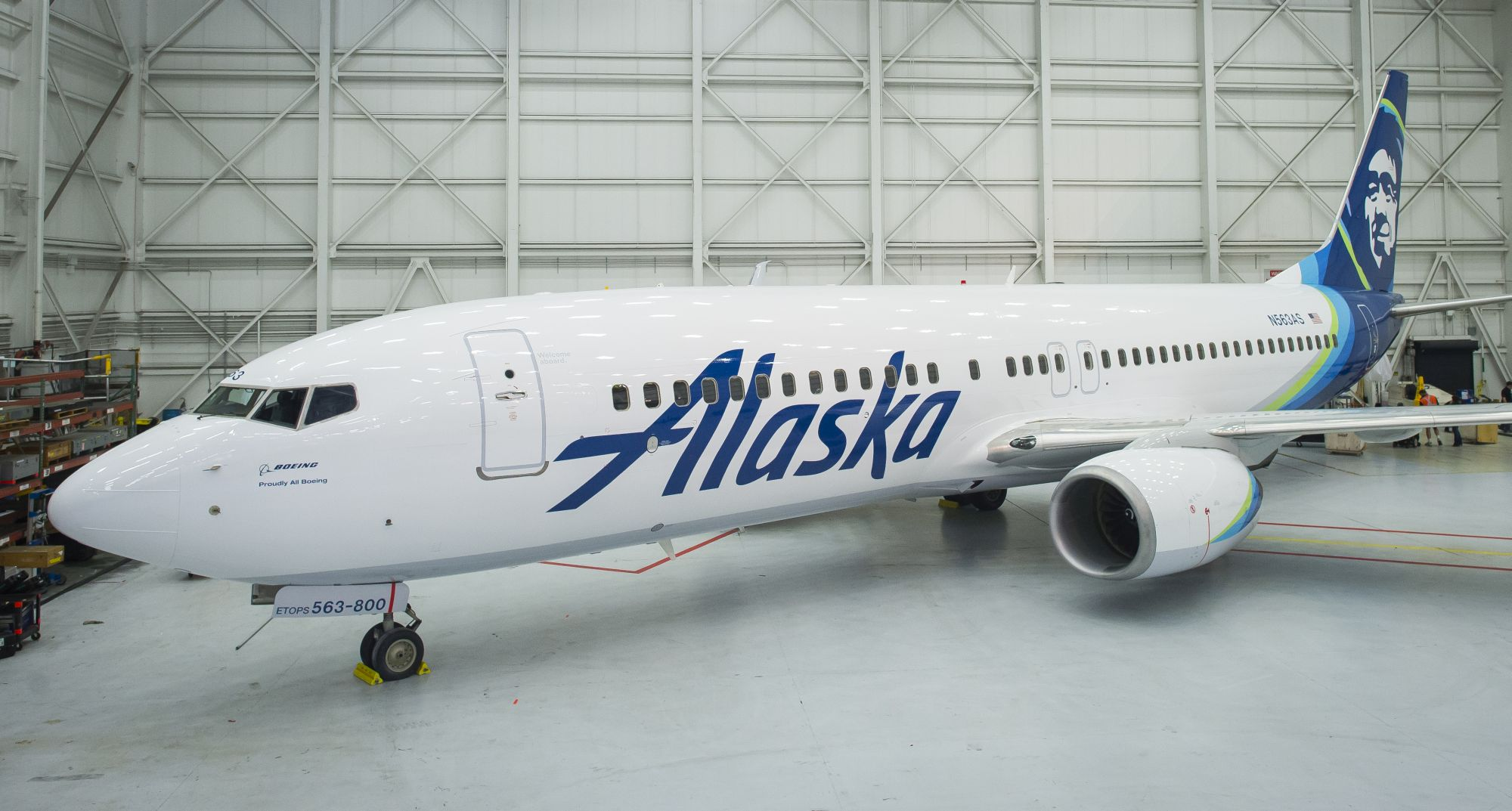 Alaska Airlines Unveils Major Brand Updates in 25 Years