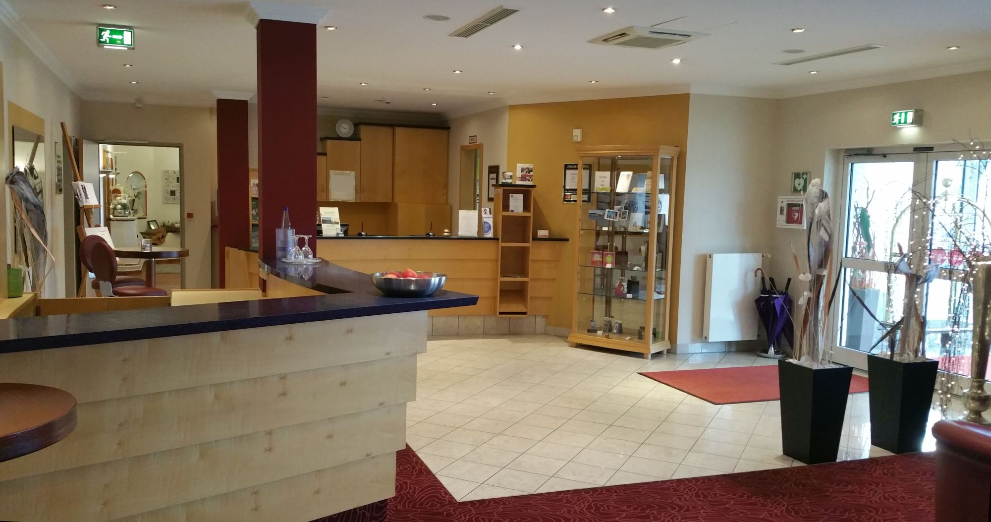 Hotel Review: Mercure Hotel Ingolstadt