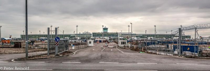 Munich Airport Terminal 2 Satellite