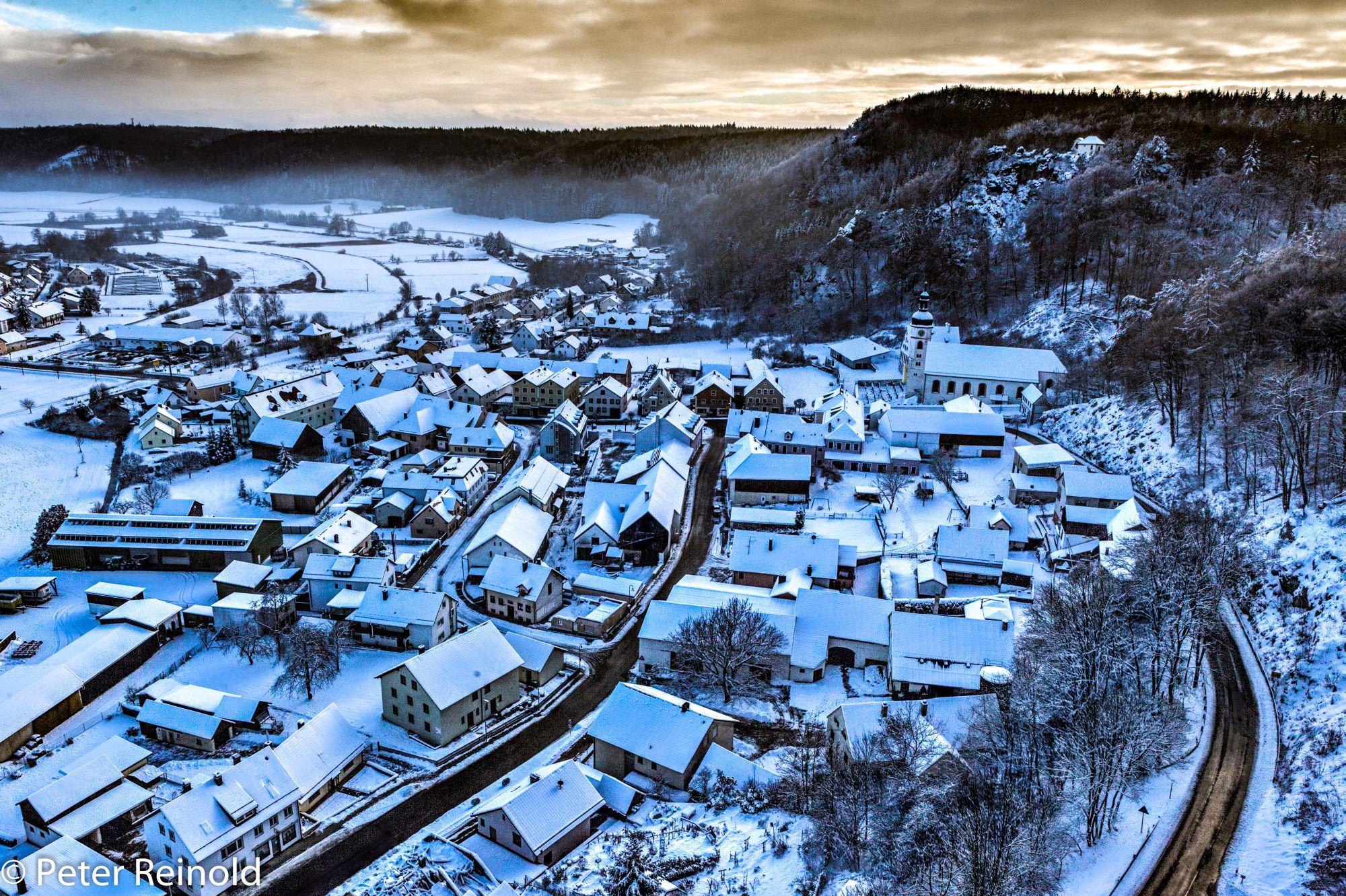 Photo of the Week: Winter Wonderland Wellheim