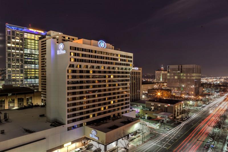Hilton in Salt Lake City